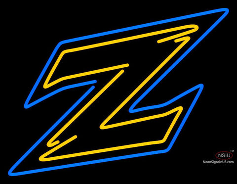 Akron Zips Alternate  Pres Logo NCAA Neon Sign