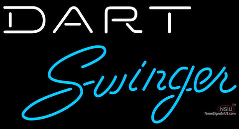Dart Swinger Neon Sign