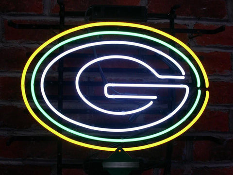 Green Bay Packers Neon Sign