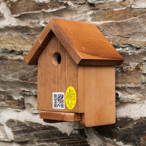 Eco Dipper - Wagtail Nest Box