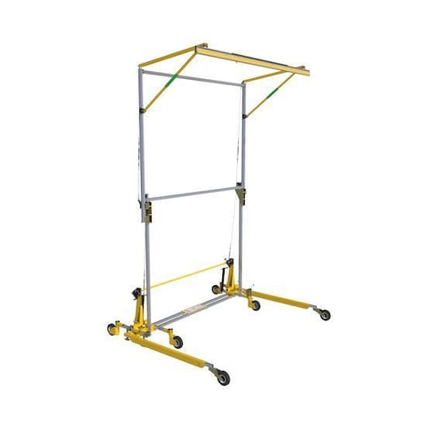 FlexiGuard™ C-Frame System - Adjustable Height 17.5 ft. to 28.7 ft. (5.3-8.8 m) x 20 ft. (6.1m)