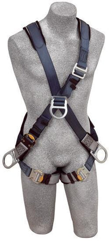 ExoFit™ Cross-Over Style Positioning Climbing Harness (size Medium)