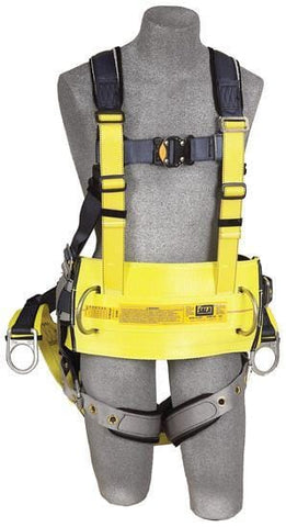 ExoFit™ Derrick Harness (size Medium)