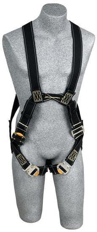 Delta™ Arc Flash Harness - Dorsal/Front Web Loops (size Small) - Barry Cordage