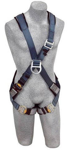ExoFit™ Cross-Over Style Climbing Harness (size Small)