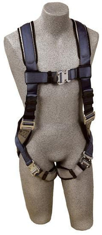 ExoFit™ Vest-Style Stainless Steel Harness (size X-Large)