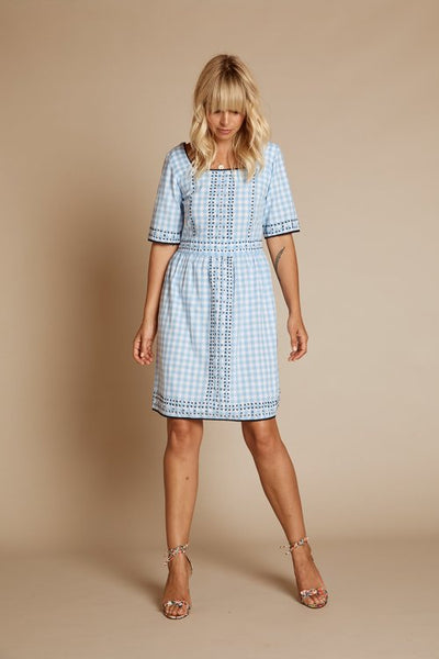 Binny Bluebells Dress