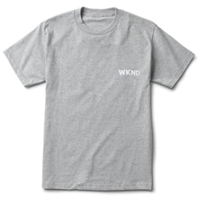 WKND Tunnel Vision Tee // HEATHER GREY-The Collateral