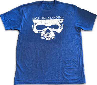 Unbreakable Tee-Royal Blue (Unisex)