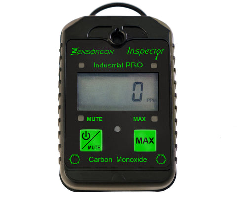 Industrial Pro Carbon Monoxide Detector (CO PRO) - Sensorcon - Sensing Products by Molex - 1