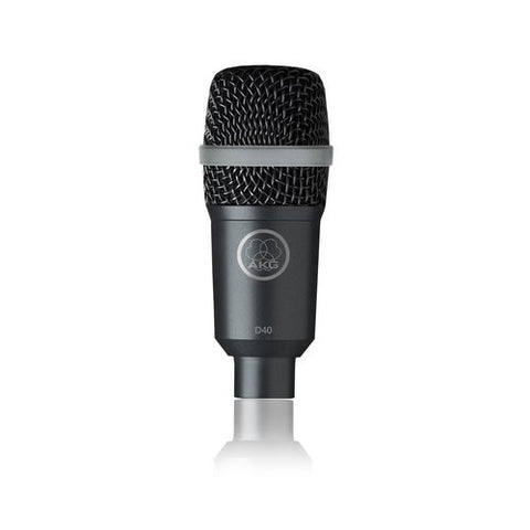 AKG D 40 Dynamic Instrument Microphone - L.A. Music - Canada's Favourite Music Store!