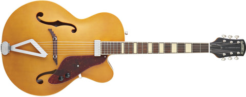 Gretsch G100CE Synchromatic Archtop Cutaway Electric, Rosewood Fingerboard, Flat Natural 2515831521 - L.A. Music - Canada's Favourite Music Store!