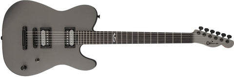 Charvel Joe Duplantier Signature Model, Ebony Fingerboard, Satin Gray 2869100822 - L.A. Music - Canada's Favourite Music Store!
