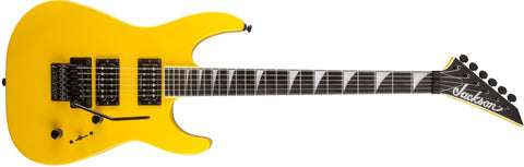 Jackson SLX Soloist, Rosewood Fingerboard, Taxi Cab Yellow 2916220519 - L.A. Music - Canada's Favourite Music Store!