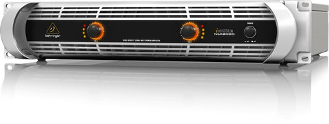 Behringer NU12000 iNUKE Ultra-Lightweight, High-Density 12000-Watt Power Amplifier