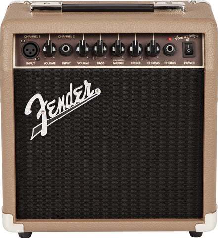Fender Acoustasonic 15 120V 2313700000 - L.A. Music - Canada's Favourite Music Store!