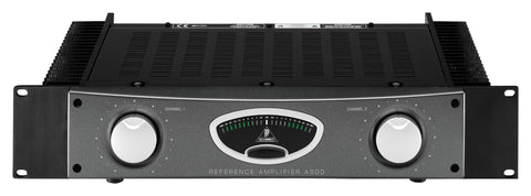 Behringer A500 Studio Power Amplifier - L.A. Music - Canada's Favourite Music Store!