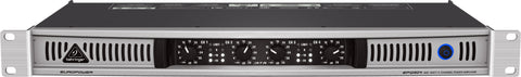 Behringer EPQ304 Professional 300-Watt Light Weight 4-Channel Power Amplifier  With ATR (Accelerated Transient Response) Technology
