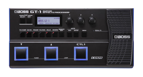 Boss GT1 Guitar Effects Processor GT-1 - L.A. Music - Canada's Favourite Music Store!