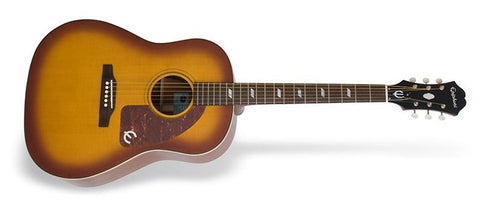 Epiphone 1964 Texan Acoustic Electric Vintage Cherryburst EETXVCNH - L.A. Music - Canada's Favourite Music Store!