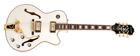 Epiphone Emperor Swingster White Royale ETSWPWGB - L.A. Music - Canada's Favourite Music Store!