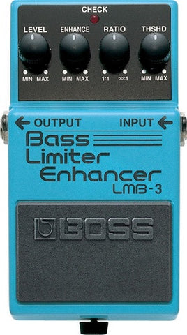 Boss LMB 3 Bass Limiter Enhancer - L.A. Music - Canada's Favourite Music Store!