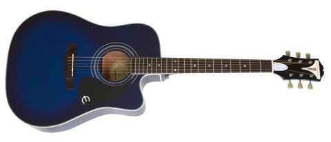 Epiphone PRO-1 Ultra Acoustic Guitar Blueburst EEPUTLCH - L.A. Music - Canada's Favourite Music Store!