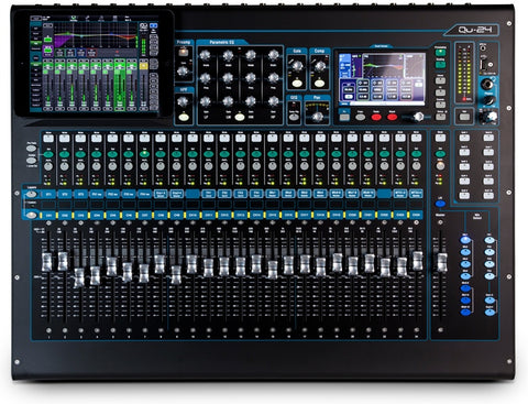 ALLEN & HEATH QU-24 QU24 30 IN / 24 OUT DIGITAL MIXER