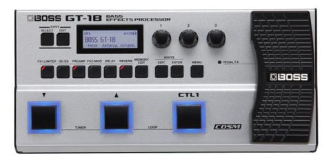 Boss GT-1B Bass Effects Processor - L.A. Music - Canada's Favourite Music Store!