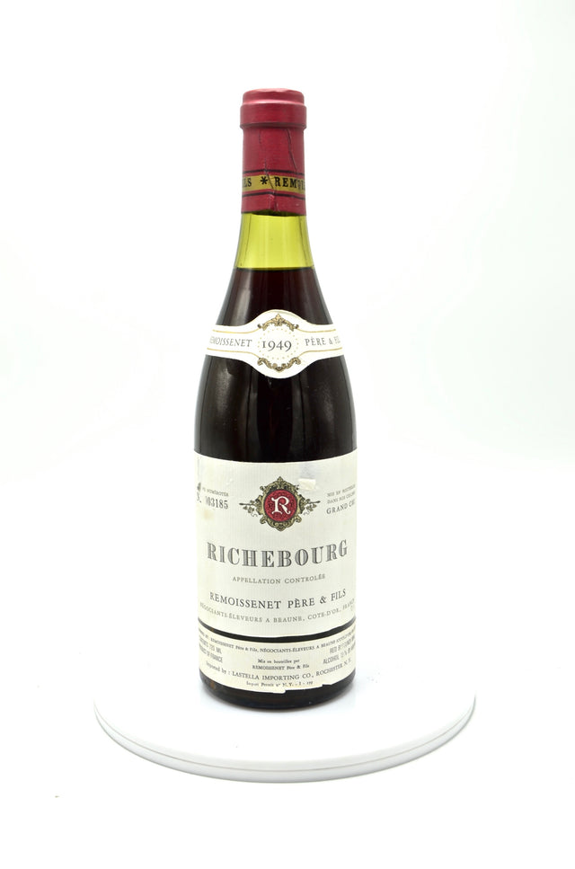 1949 Richebourg, Remoissenet