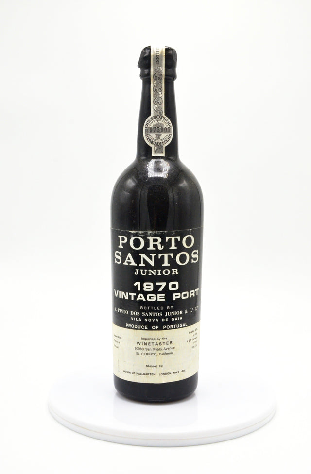 1970 Santos Junior Vintage Port
