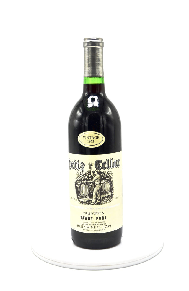 1973 Heitz Cellars Tawny Port 25th Anniversary