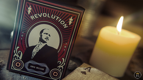 Revolution - Playing Cards and Magic Tricks - 52Kards