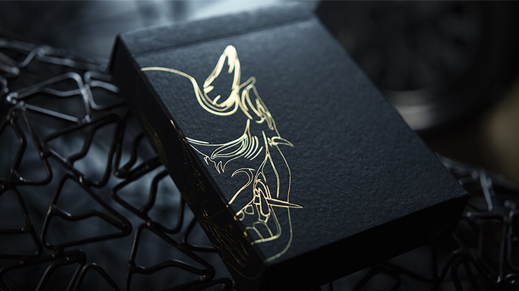 Hannya - Playing Cards and Magic Tricks - 52Kards