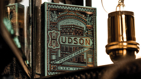 Hudson - Playing Cards and Magic Tricks - 52Kards