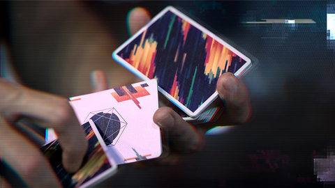 Cardistry Touch Pulse - Playing Cards and Magic Tricks - 52Kards