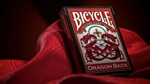 Dragon Back - Playing Cards and Magic Tricks - 52Kards