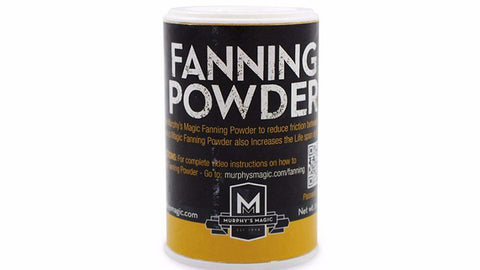 Fanning Powder - Playing Cards and Magic Tricks - 52Kards