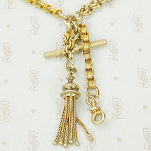 The Triple Drop Watch Hook Chain
