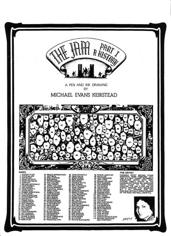 The Jam - Michael Keirstead