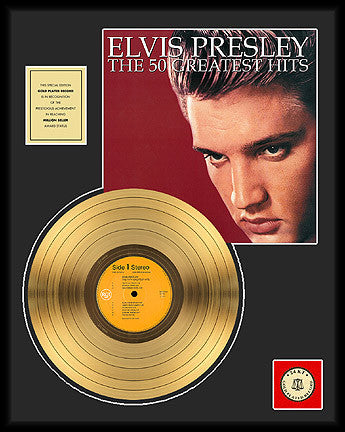 50 Greatest Hits - Elvis Presley