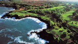 Mauna Kea Aerial View of signature 3rd hole
