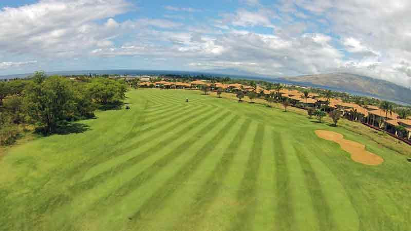 Maui Nui 18th Fairway