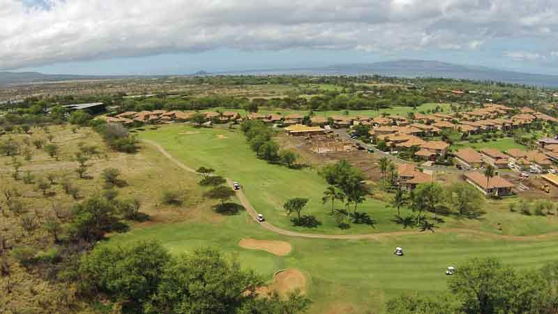Maui Nui Back Nine Holes