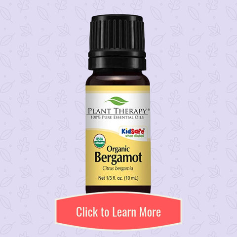 Organic Bergamot Essential Oil from Plant Therapy - Loving Essential Oils