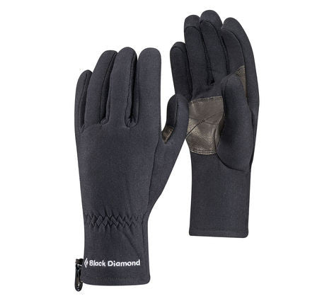 PURCHASE - Black Diamond Mid-Weight Gloves (Black)