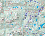 PURCHASE - Overland Track Map - Waterproof