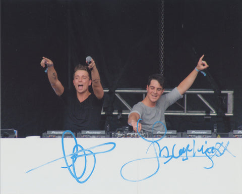 BLASTERJAXX SIGNED 8X10 PHOTO 3