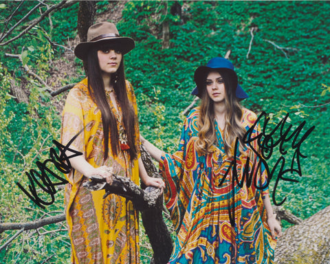 FIRST AID KIT SIGNED 8X10 PHOTO