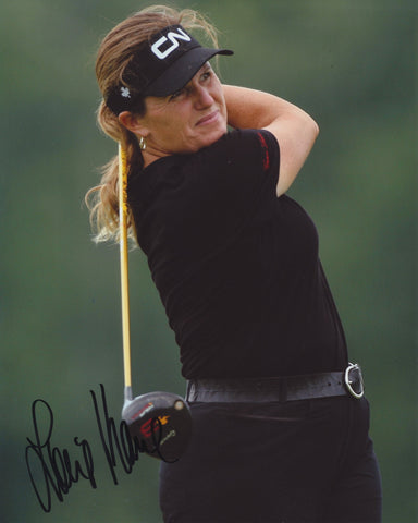 LORI KANE SIGNED LPGA 8X10 PHOTO